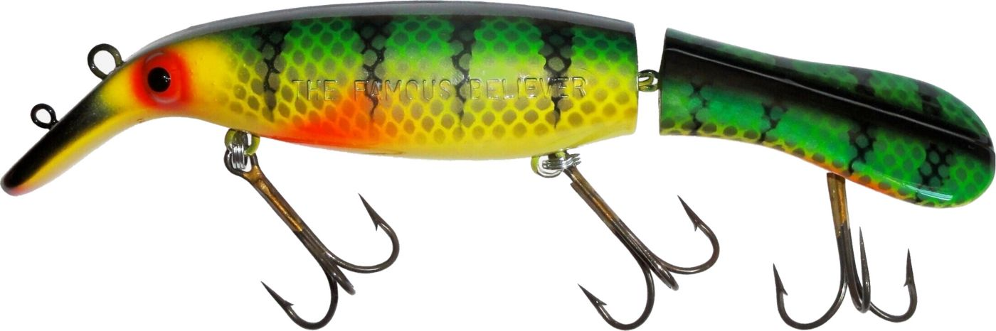 """Drifter Tackle Believer 8"""" Jointed Crankbait"""