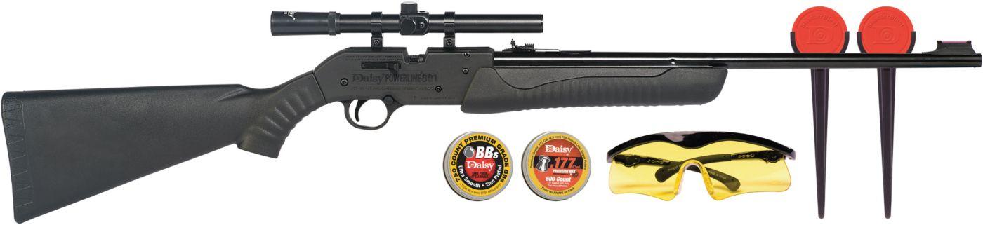 Daisy Powerline Model 880 Pellet / BB Gun Kit