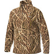 32bd9c5ffbabc Drake Waterfowl Men's MST Camp Fleece Hunting Pullover
