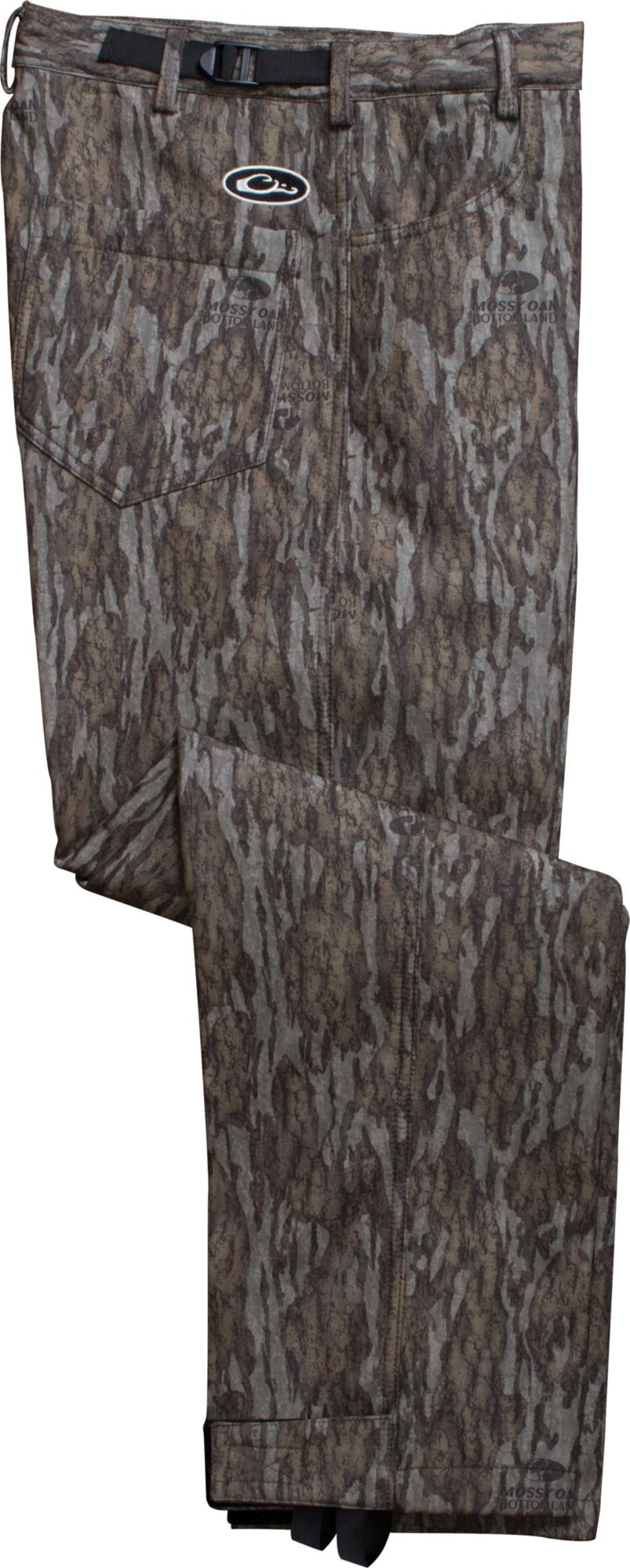 Drake Waterfowl Men's MST Bonded Fleece Pants, Medium, Brown