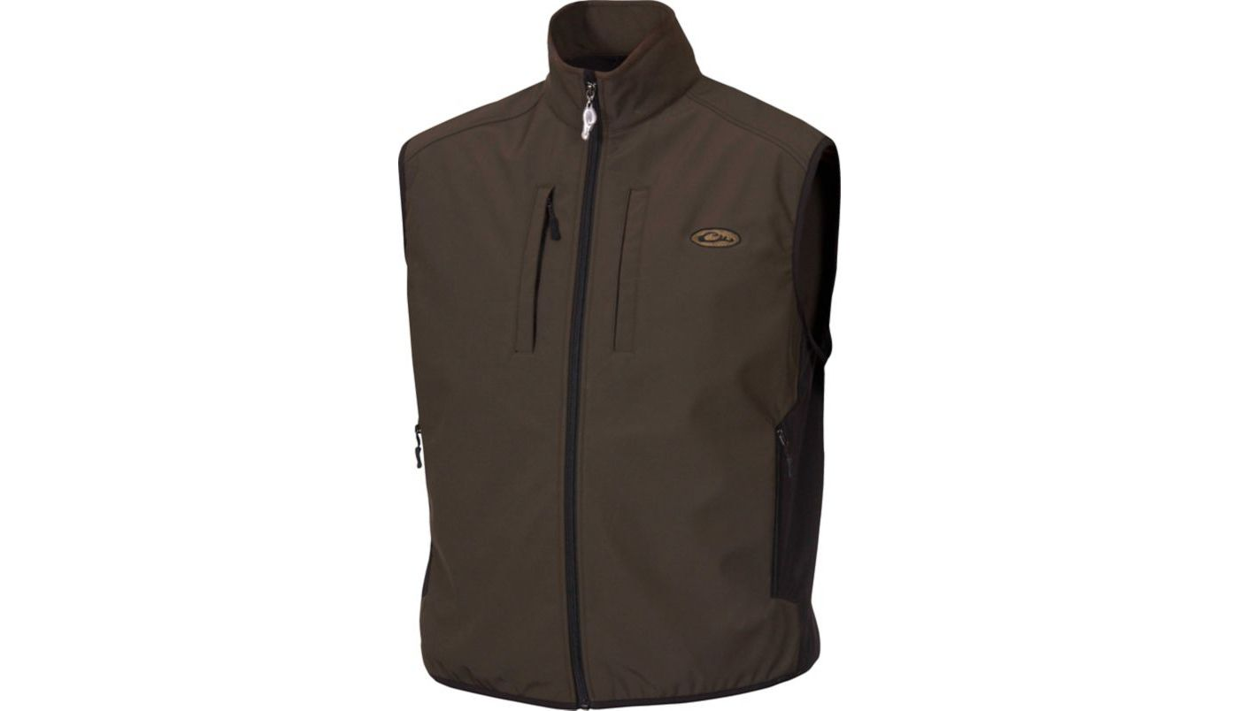 Drake Waterfowl Men's Windproof Layering Vest