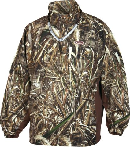 Drake Waterfowl Men's EST Dura-Lite Quarter Zip Pullover