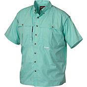 Drake Waterfowl Men's Wingshooter's Short Sleeve Shirt