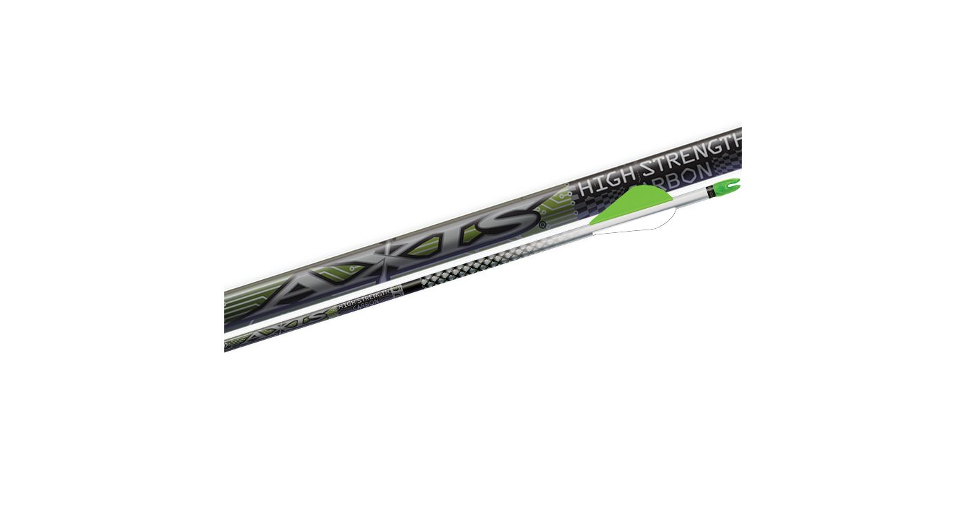 Easton Archery N-Fused ST Axis Carbon Arrows - 6 Pack