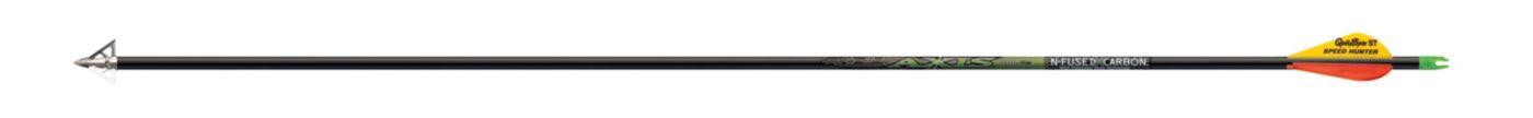 Easton Archery Full Metal Jacket N-Fused Carbon Arrows - 6 Pack