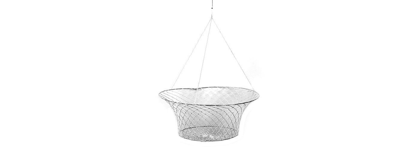 Eagle Claw Large Double Ring Crab Net