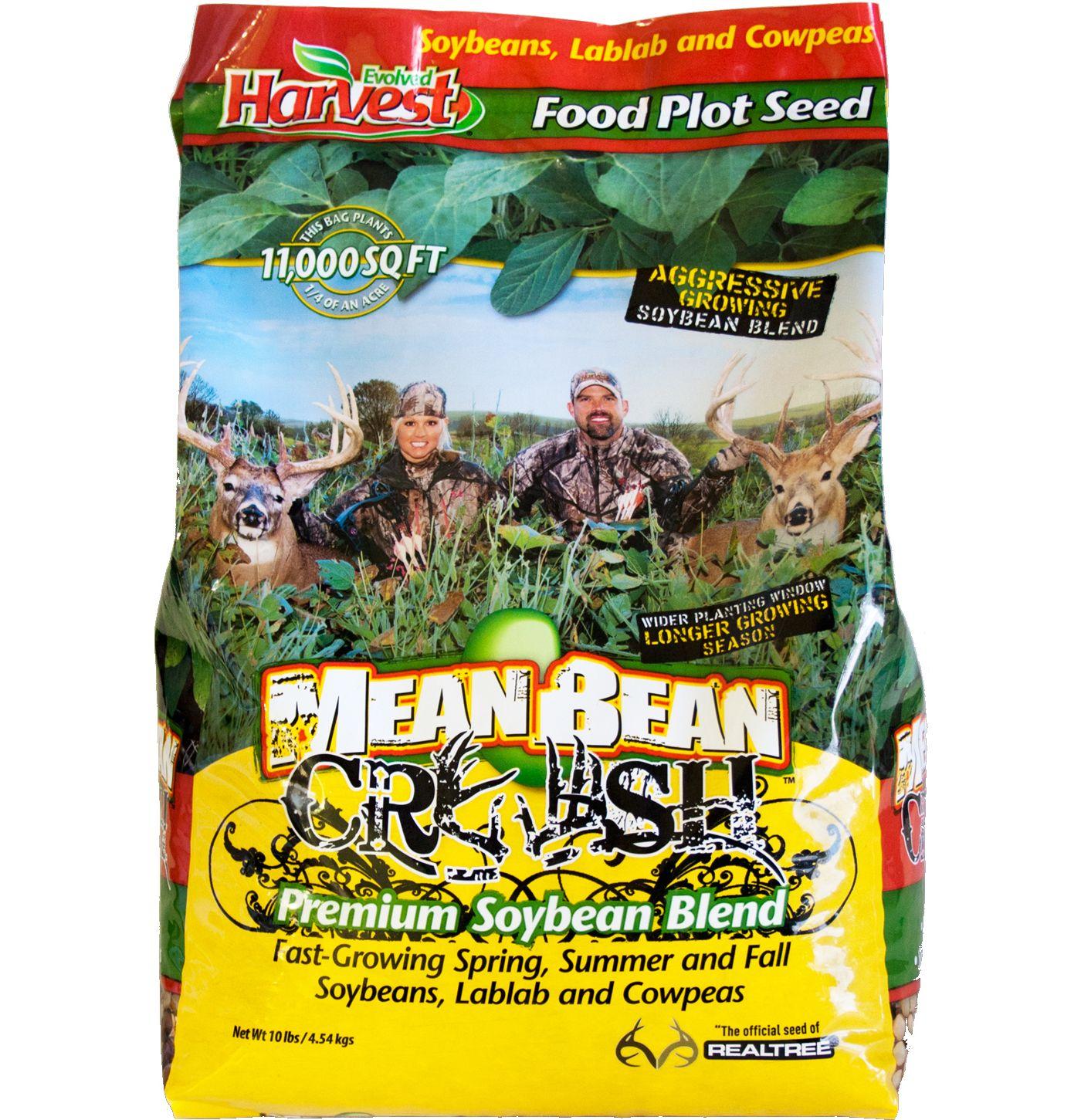 Evolved Harvest Mean Bean Crush Food Plot Seed