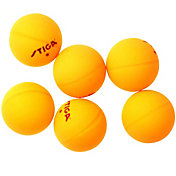 Stiga One-Star Indoor Table Tennis Balls 6 Pack