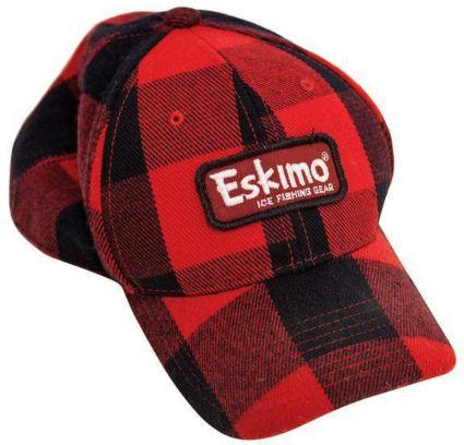 Eskimo Men's Buffalo Plaid Hat