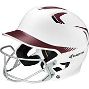 Easton Junior Z5 Gloss Two-Tone Combo Fastpitch Batting Helmet