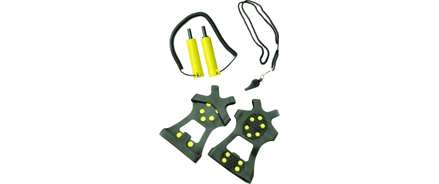 Frabill Ice Fishing Safety Kit