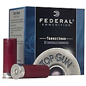 Federal Top Gun Target Shotgun Ammo – 25 Shells