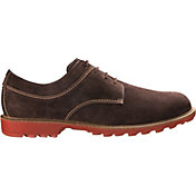 FootJoy Men's Club Casuals Plain Toe Golf Shoes (Previous Season Style)