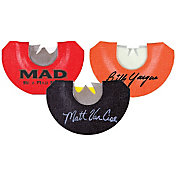 MAD Masters Triple Threat Mouth Turkey Calls