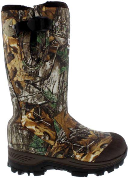 Field & Stream Women's Swamptracker 1000g Rubber Hunting Boots