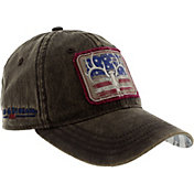 Field & Stream Men's Waxed Distressed Flag Hat