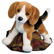 Douglas Cuddle Toy Bernie Beagle Stuffed Toy