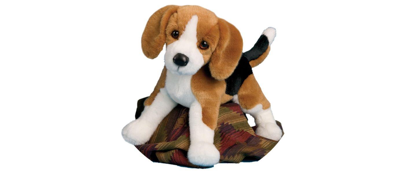 Douglas Cuddle Toy Bernie Beagle Stuffed Toy