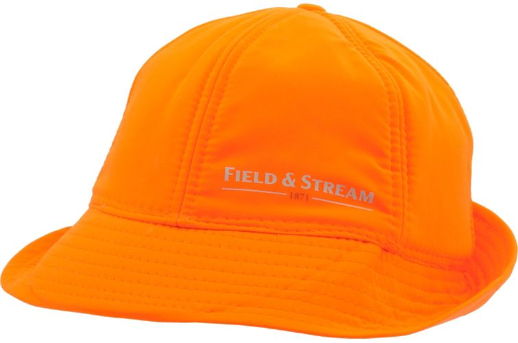 Field & Stream Men's Blaze Jones Hat, Size: One size, Blaze Orange
