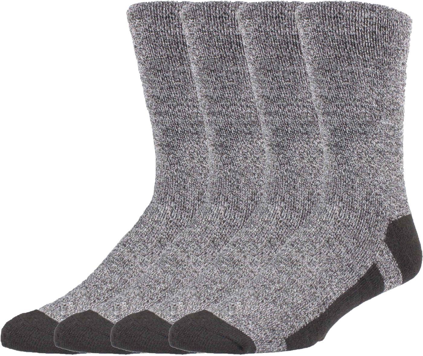 Field & Stream Long Trail Hiking Socks - 4-Pack