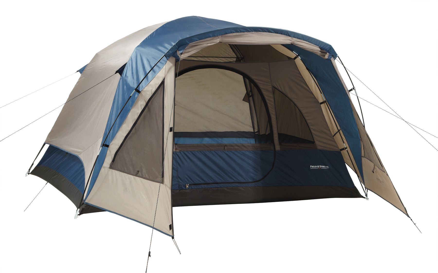 Field Amp Stream Wilderness Lodge 4 Person Tent Dick S