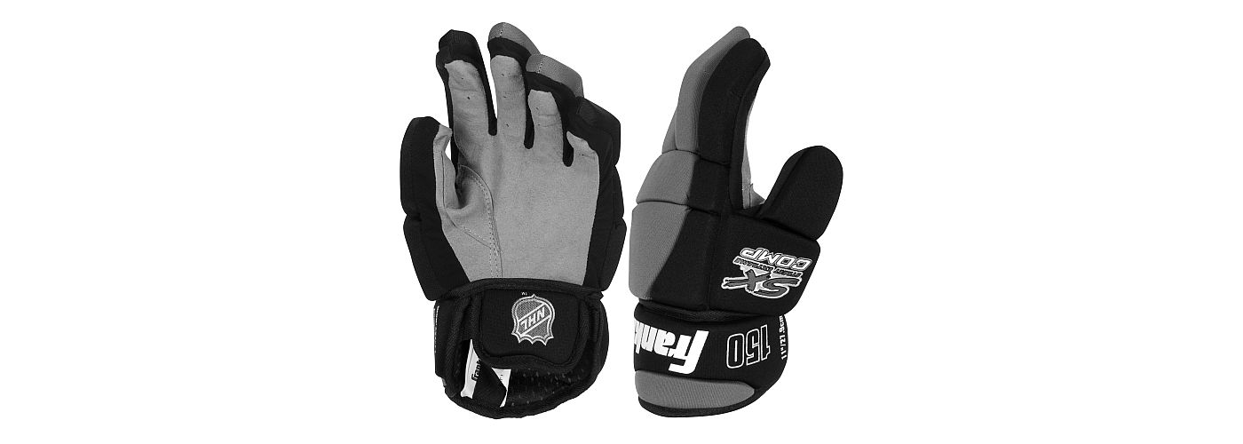 Franklin Junior NHL SX Comp Street Hockey Gloves