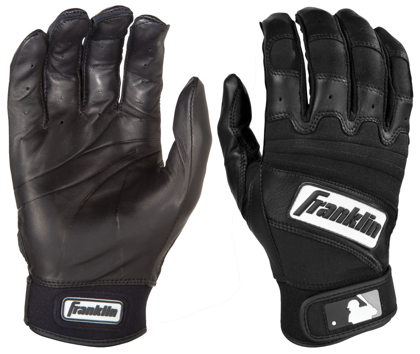 Franklin Youth Natural II Batting Gloves