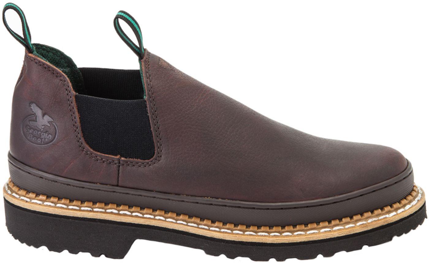 Georgia Boot Men's Giant Romeo Work Shoes