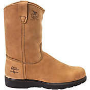Georgia Boot Men's Farm & Ranch Wellington Comfort Core Work Boots