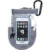 geckobrands Waterproof Media Dry Case with Headphone Jack
