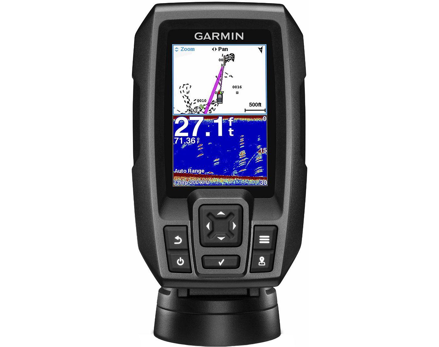 Garmin Striker 4 GPS Fish Finder (010-01550-00)