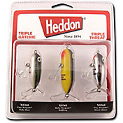 Heddon Triple Threat Torpedo Propbait Kit
