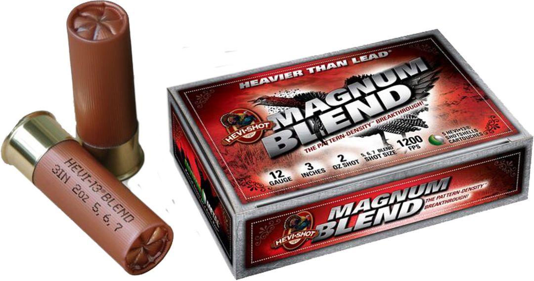 Hevi-Shot Magnum Blend 12GA Shotgun Ammunition