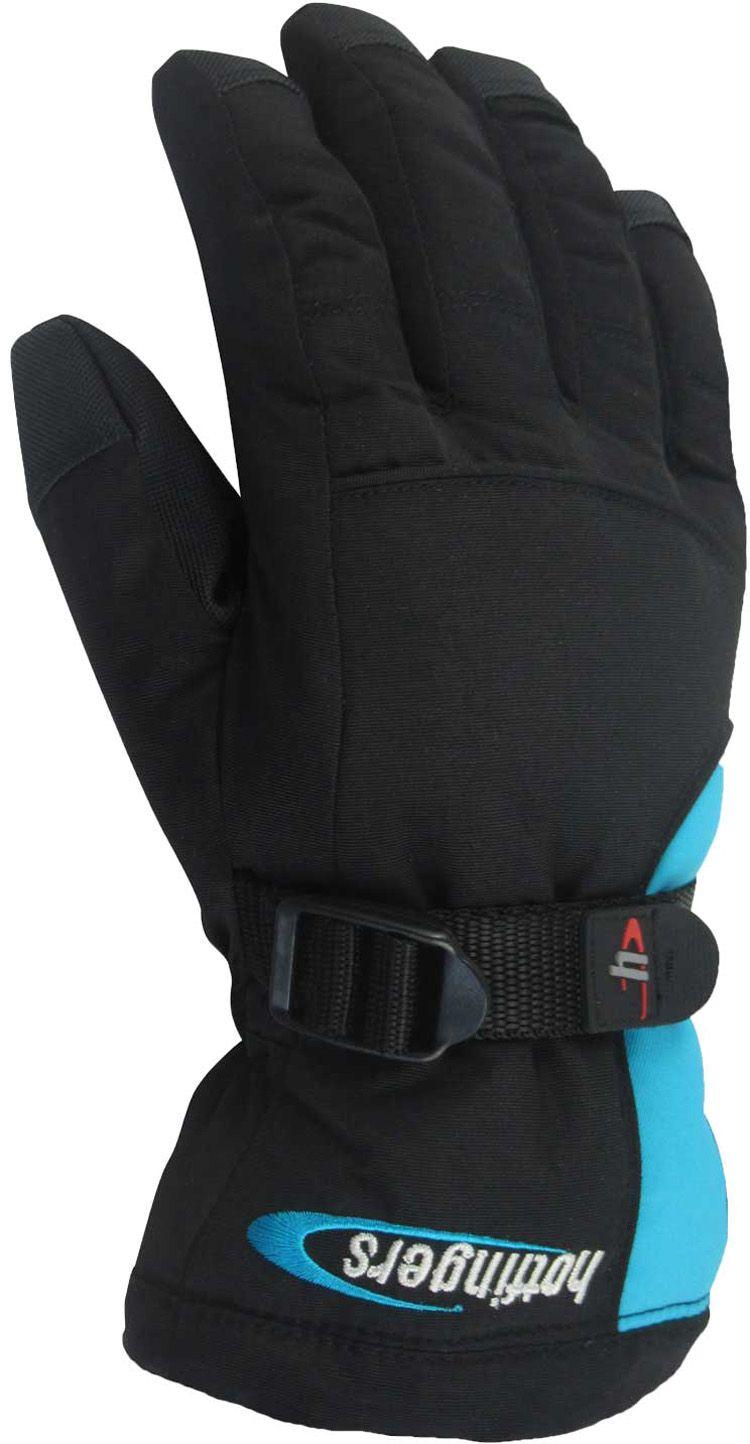 Hot Fingers Women's Rip-N-Go Glove, Large, Black thumbnail