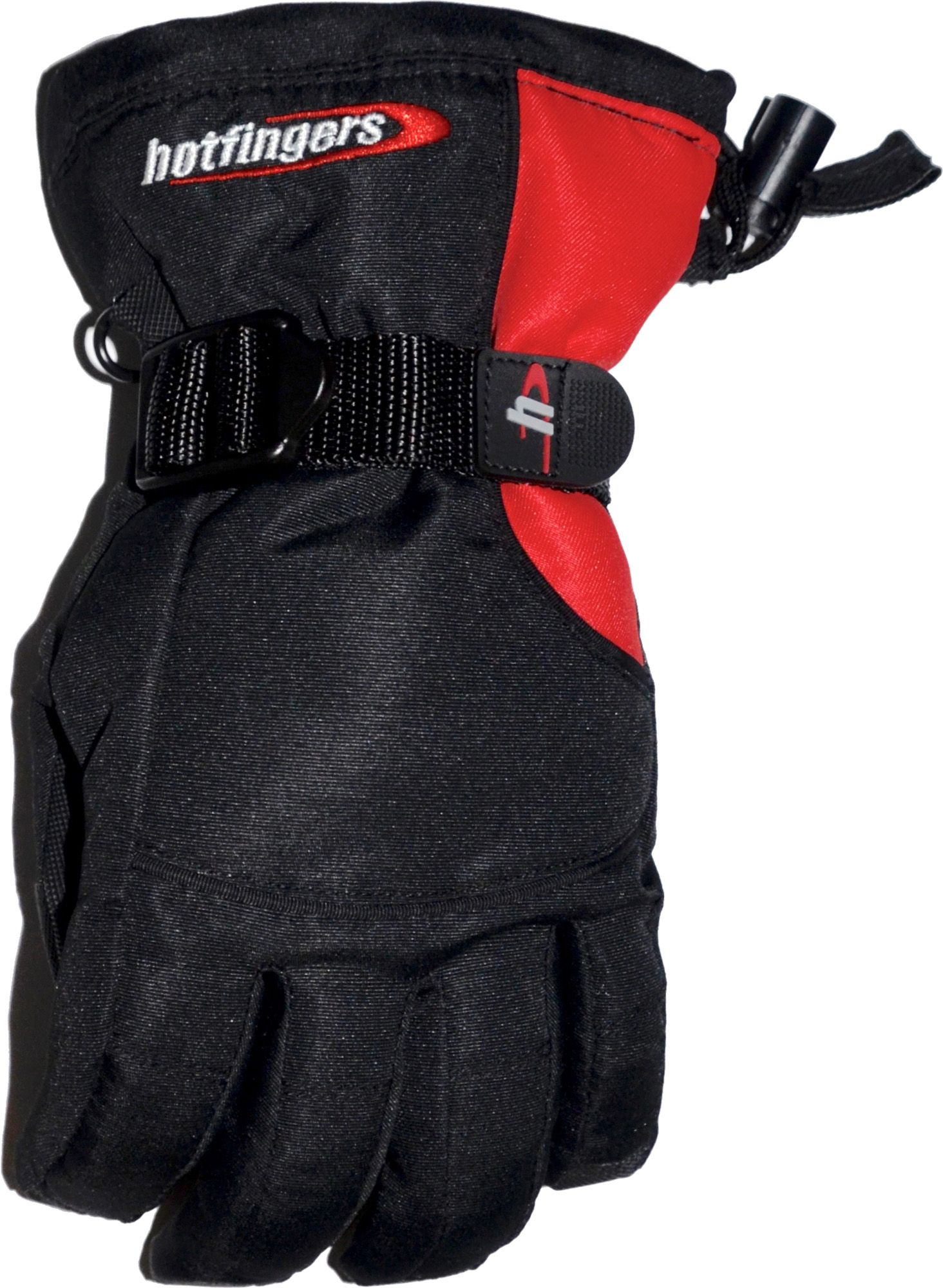 Hot Fingers Youth Rip-N-Go Glove, Kids Unisex, Size: Small, Black thumbnail