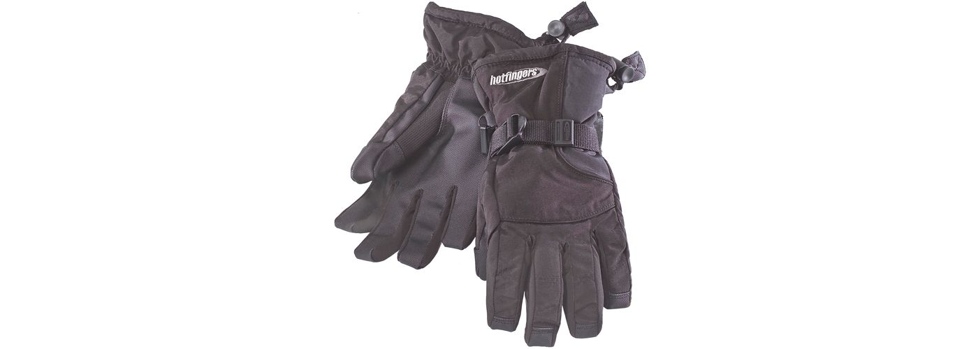 Hot Fingers Youth Rip-N-Go Gloves