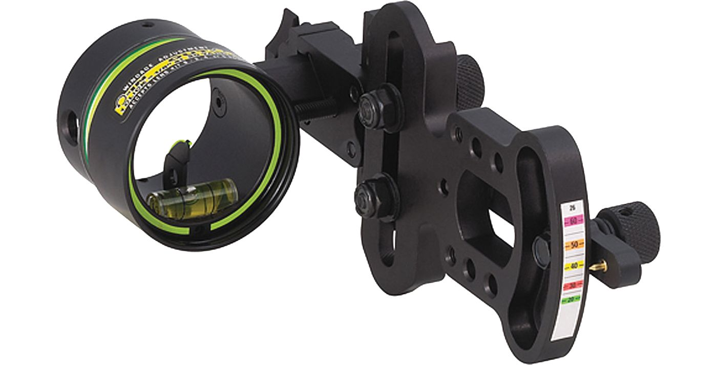 HHA Sports Optimizer Lite Series 1-Pin Bow Sight - .019 RH