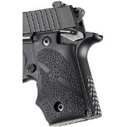 Hogue Rubber Grip with Finger Grooves - SIG Sauer P238