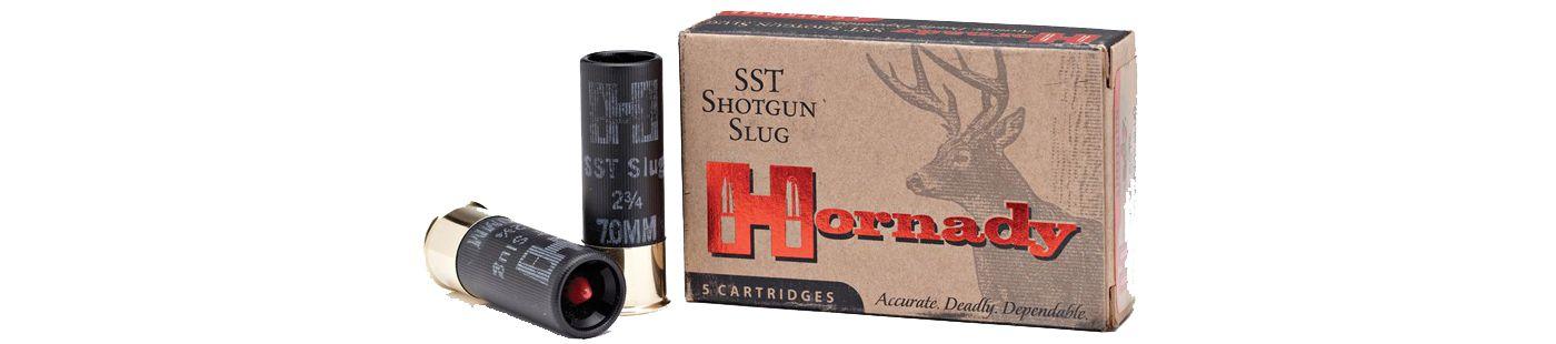 Hornady SST FTX Shotgun Slug Ammunition