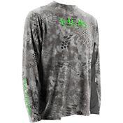 Huk Men's Kryptek ICON Long Sleeve Shirt