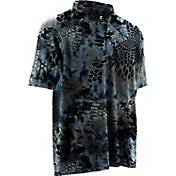 Huk Men's Kryptek ICON Polo Shirt