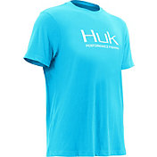 Huk Men's Logo T-Shirt