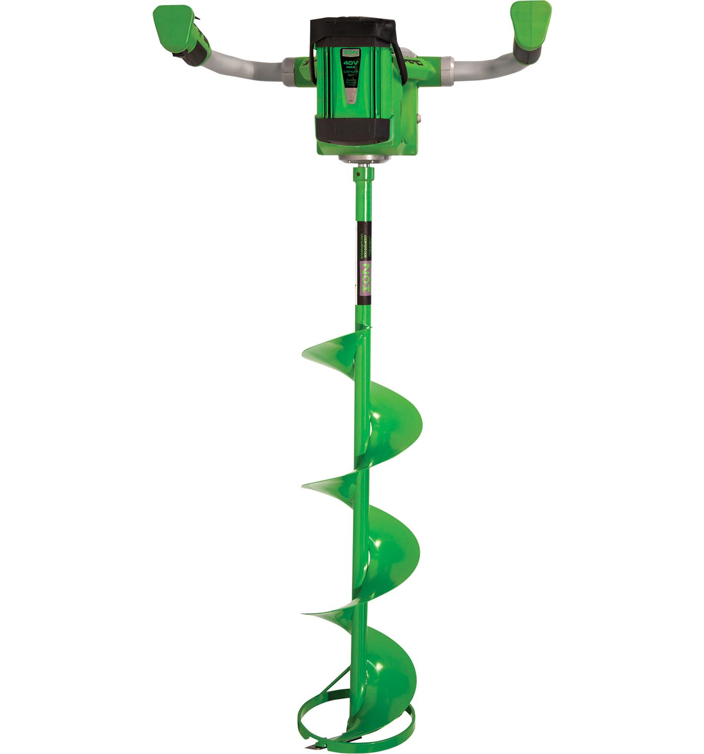 Ion Electric Ice Auger with Reverse