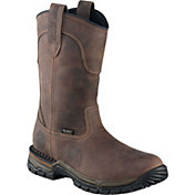 "Irish Setter Men's Two Harbors 11"" Pull-On Waterproof Steel Toe Work Boots"