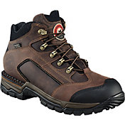 Irish Setter Men's Hiker Waterproof Steel Toe Work Boots