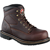 Irish Setter Men's 6'' Steel Toe Work Boots