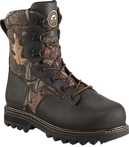 online retailer 8a047 ac20d Irish Setter Men s Gunflint II 10   Mossy Oak Break-Up Infinity 1000g  Waterproof Field Hunting Boots. noImageFound. Previous. 1