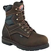 "Irish Setter Men's Ramsey 8"" Waterproof Aluminum Toe Work Boots"