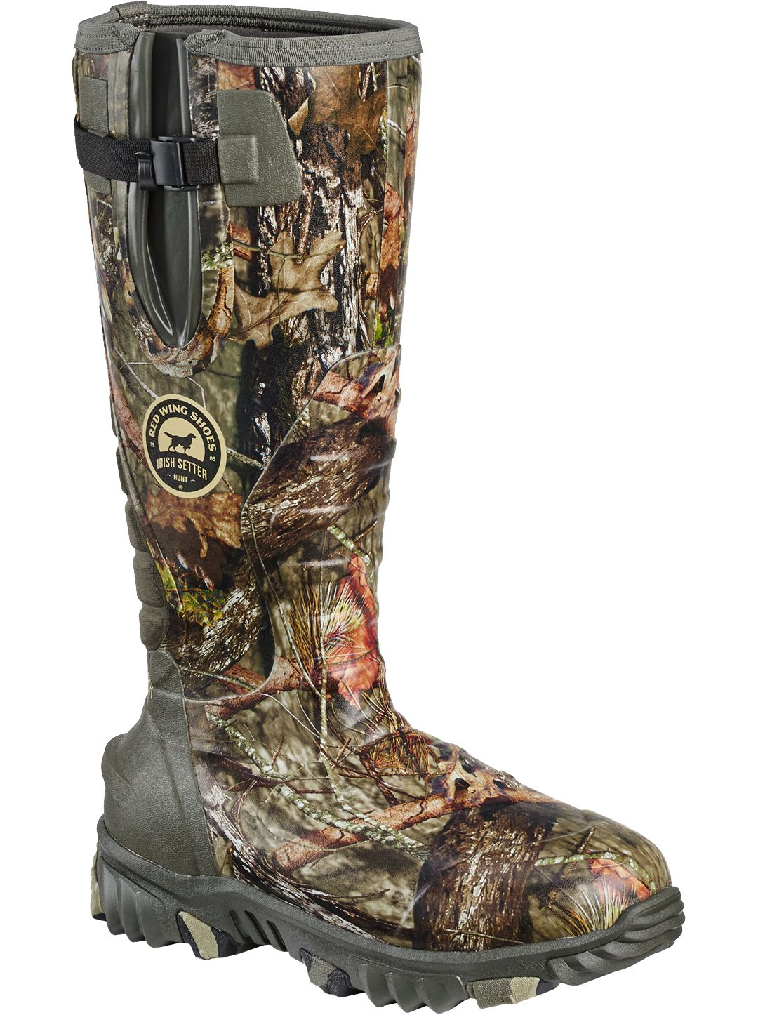 Irish Setter Men S Rutmaster 2 0 1200g Waterproof 17 Field Hunting