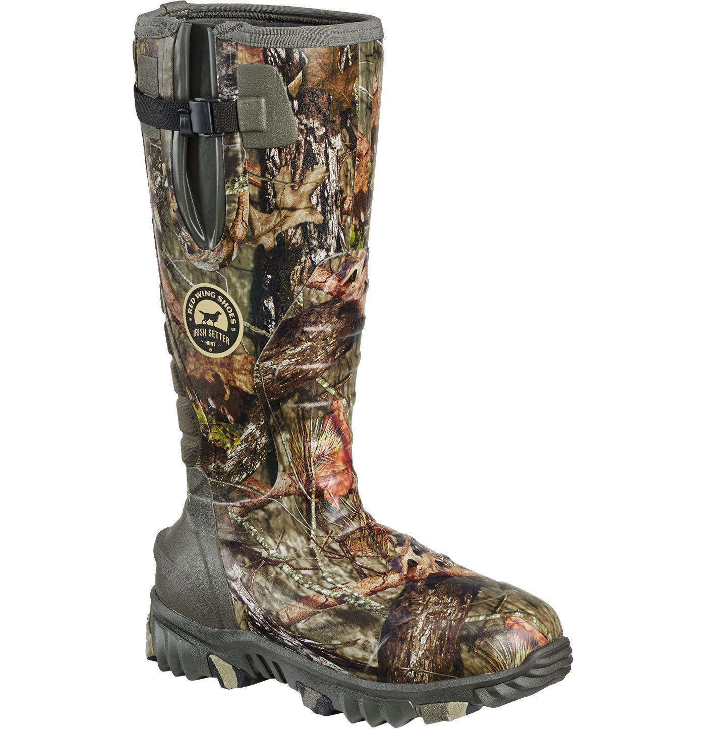 Irish Setter Men's Rutmaster 2.0 1200g Waterproof 17'' Field Hunting Boots